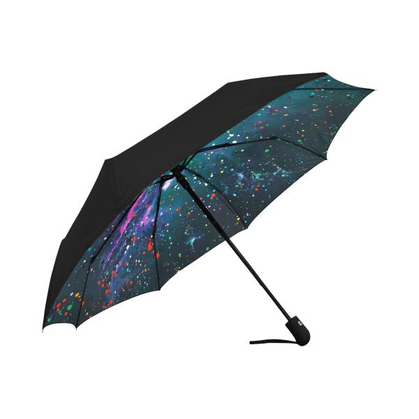 7th Day umbrella by Len Collins
